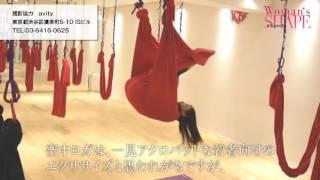 中島史恵さん空中ヨガ動画 中島史恵 検索動画 30