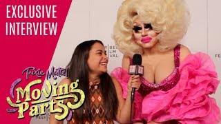 Trixie Mattel Dishes On Her Trixie Mattel: Moving Parts Documentary   Tribeca 2019