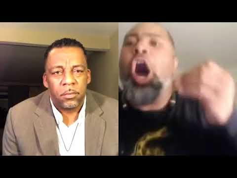 Daryl M. Brooks of the Onfire Show will discus political and social issues in America with Jamal