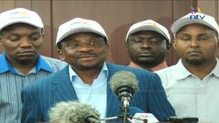 CORD warn police ahead of planned demos to oust IEBC