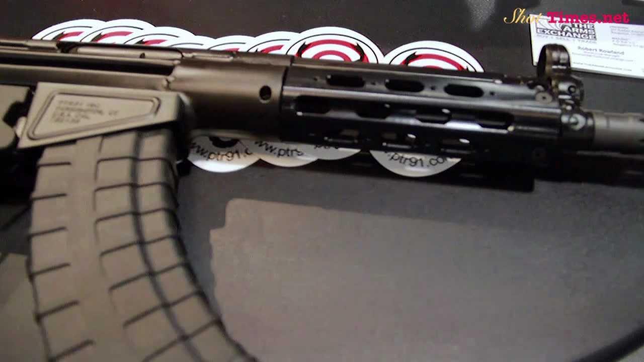 2011 ptr 32 pdw pistol by ptr91 inc youtube publicscrutiny Choice Image
