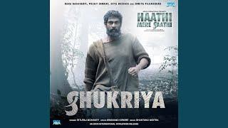 Shukriya (From