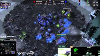 Innovation vs. Suppy (ATC) - EG vs. Acer - Game 2 - StarCraft 2