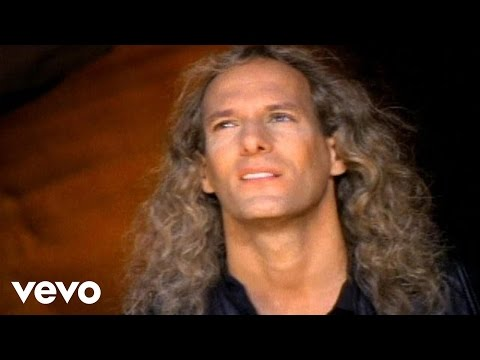 Michael Bolton - Said I Loved You...But I Lied (Official Mus