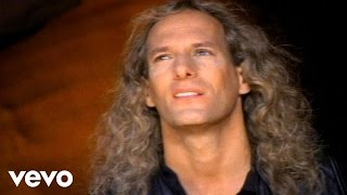Michael Bolton - Said I Loved You...But I Lied (Official Music Video)