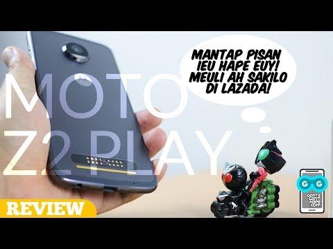 Review Moto Z2 Play - Pilihan Terbaik Tahun Ini?