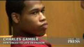 Gamble Sentenced To Life in Prison (June 27, 2008)