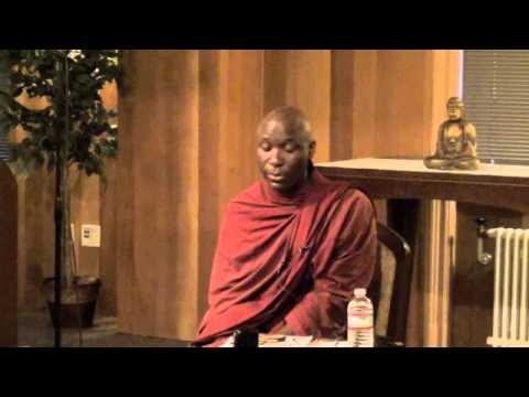 Talk by Bhante Buddharakkhita at Stanford University