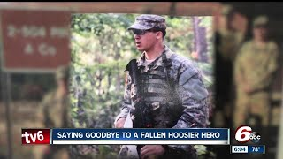 Final Salute: Funeral held for Columbus soldier killed by suicide bomber in Afghanistan