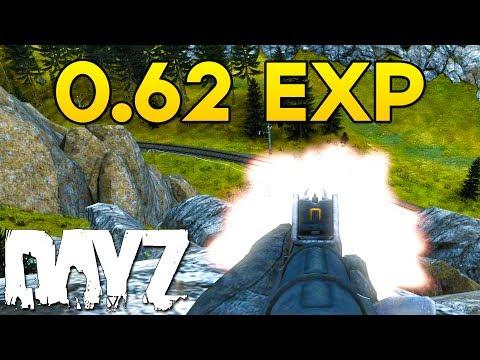0.62 EXP PvP - Smoke Grenade Distraction! - DayZ Standalone