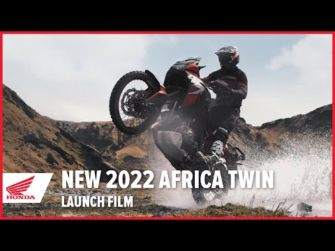 New 2022 Africa Twin