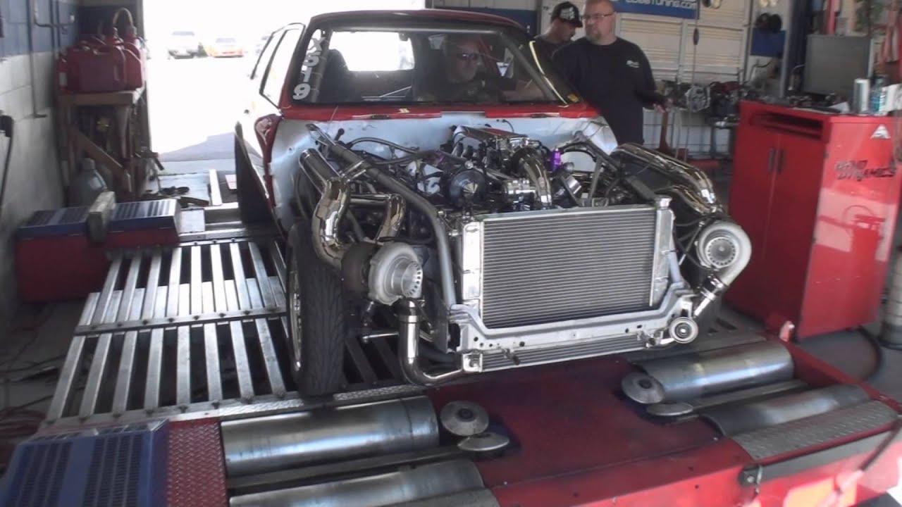 J Amp S Polishing S 1973 Twin Turbo Vega Youtube