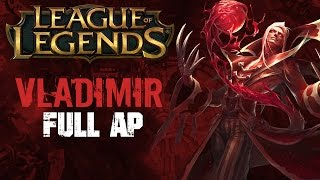 Full AP Vladimir (Highlights and Build)