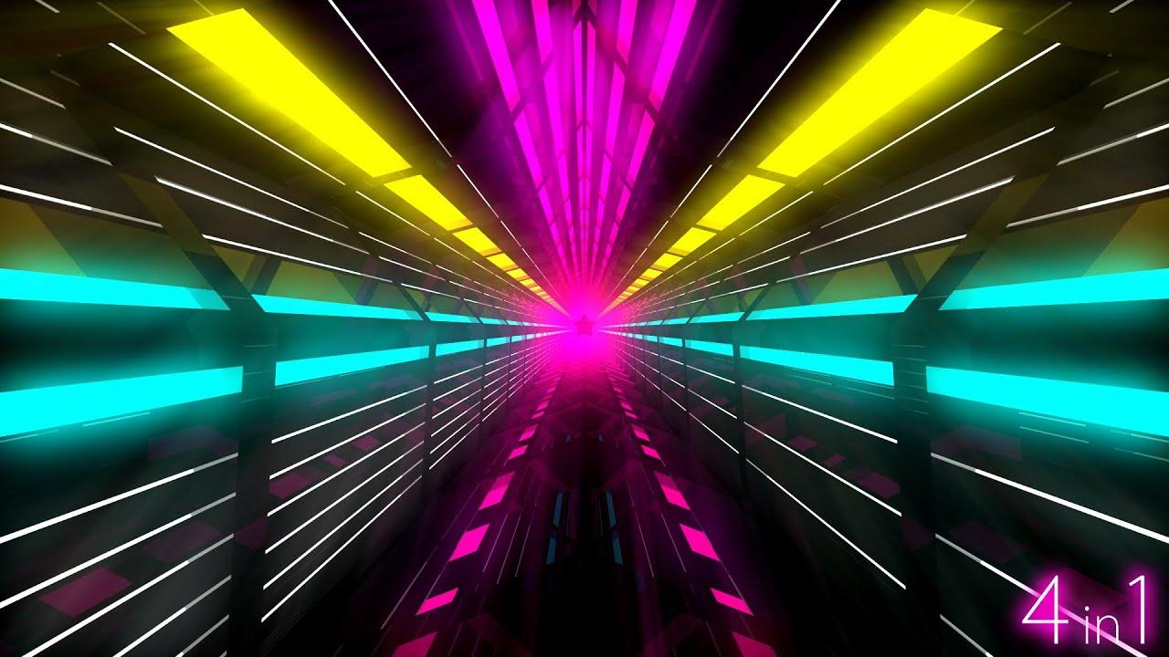 & VJ Light Tunnel - Motion Graphics Background | Filmentro - YouTube