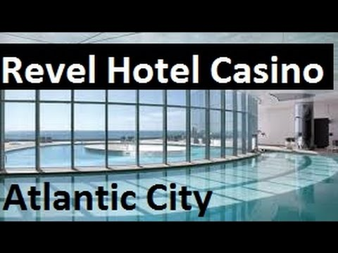 Atlantic City; Revel Casino Hotel Walk around