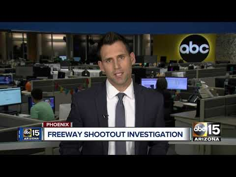 Looking into how the shooting on I-17 was handled by Valley agencies