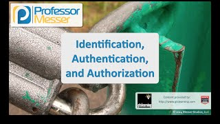 identification authentication and authorization comptia security sy0 401 5 2