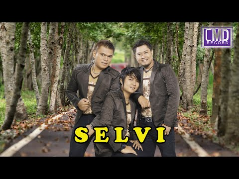 SELVI - THE BOYS TRIO POP INDONESIA VOL.1