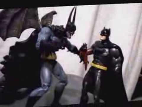 DC Universe Classics Vampire Batman Unlimited Review