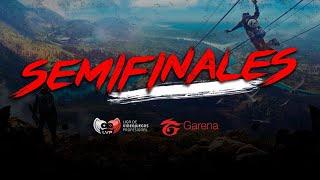#FFLeague | LAN: Día 3 | Semifinales | Series de 3 Partidas
