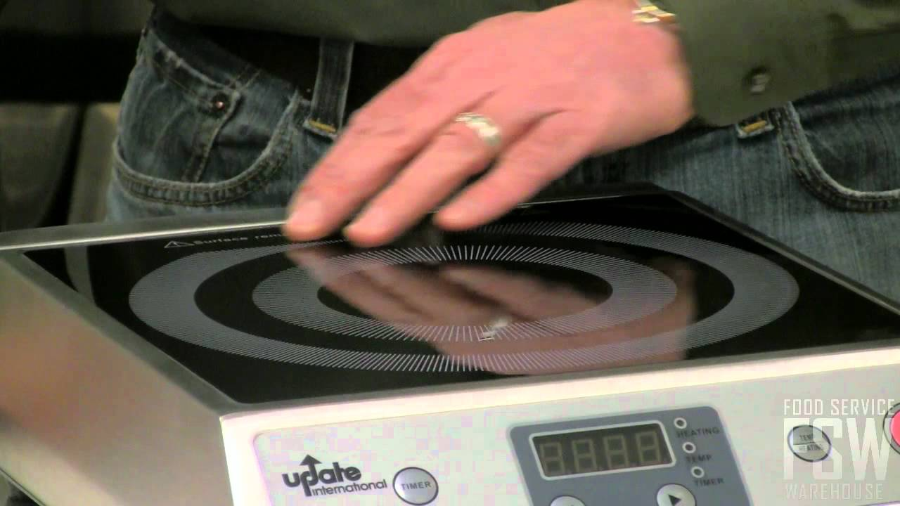Update International Induction Cooker ~ Update international ic w quot countertop induction