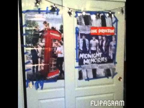MY ONE DIRECTION POSTERS