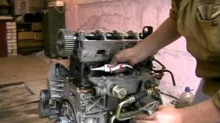 Начинаем собирать двигатель ГАЗ 560 Steyr