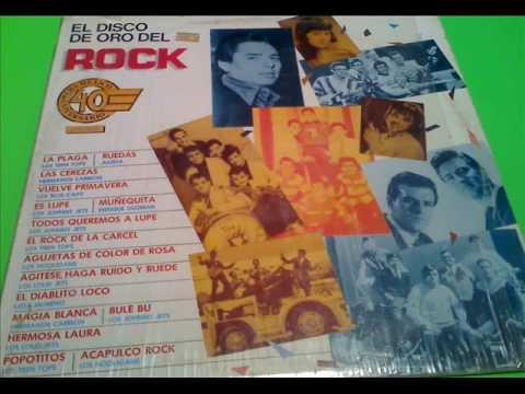 El Disco de Oro del Rock  Disco Recopilatorio 196066