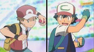 Legends vs Rivals - Ash/Red Charizard VS Green/ Gary Blastoise