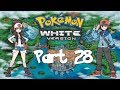 Let's Play! - Pokemon Black And White Episode 28: Elite Four Shauntal & Grimsley