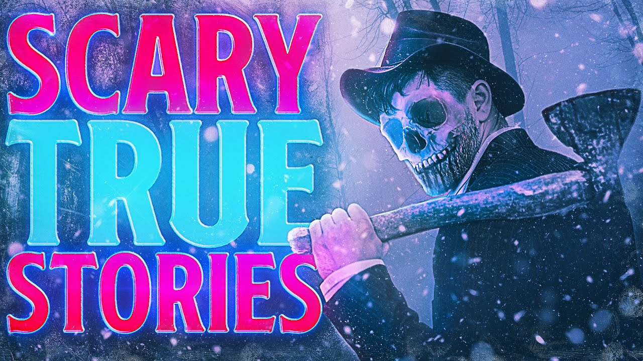 27 SCARY TRUE STORIES | The Lets Read Podcast Episode 071
