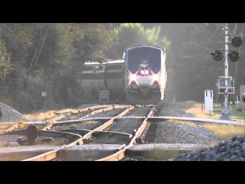 AMTRAK CRESCENT 19 AND 20 YEAR IN REVIEW AUSTELL AND ATLANTA,GA 2015