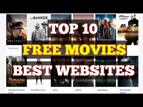 Top 10 Movies Streaming Sites to Watch & Download Movies For Free 2020