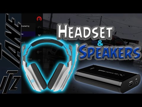How to Play Audio On Xbox One Headset & Speaker (CHAT UPDATE)