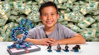 10 Niños Millonarios Gracias A YouTube thumbnail