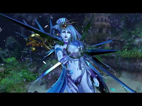 Dissidia Final Fantasy NT (2018) - All Playable Characters & Summons Trailer - PS4