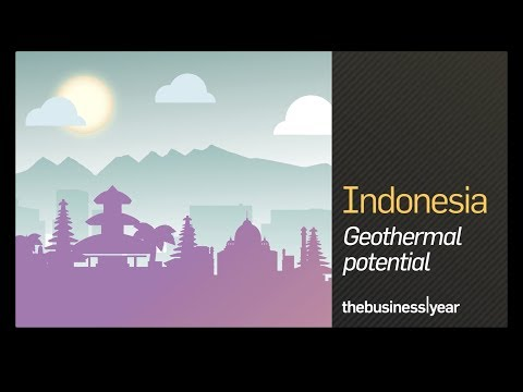 Indonesia - Geothermal Potential