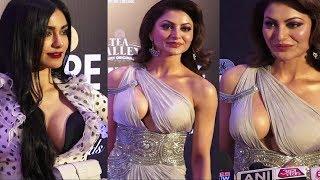 vuclip Adah Sharma vs Urvashi Rautela Hot Looks At Filmfare Awards 2019