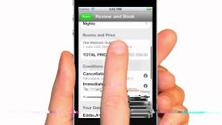 ToucHotel - Your Free iPhone App for Hotel Reservation
