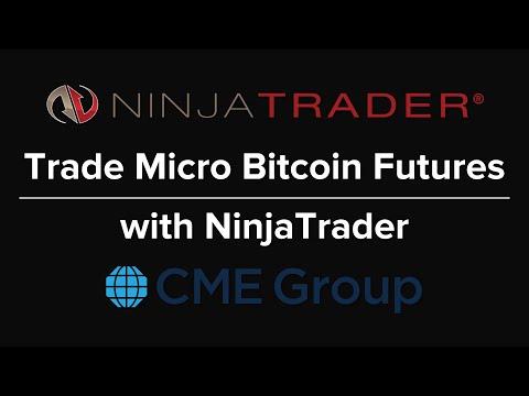 Trade Micro Bitcoin Futures with NinjaTrader