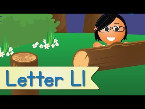 Letter L Song (Learn the Letter L)