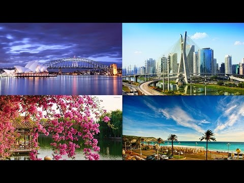 10 Cities in the World with the Best Weather Around