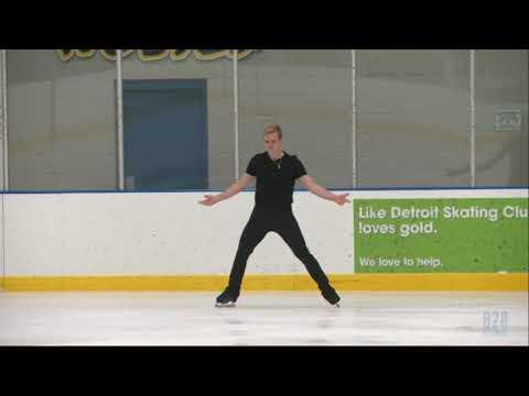 Alexei Krasnozhon 2019 Skate Detroit SP