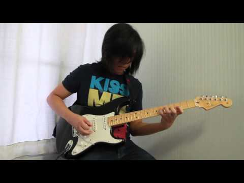 Jeff Beck - Cause We've Ended as Lovers (Cover)