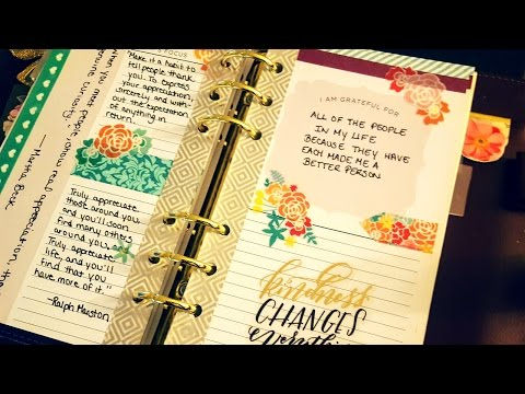Appreciating the People in Your Life - Prayer and Gratitude Journaling