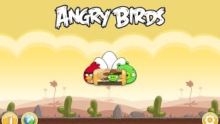 Angry Birds. Ham 'Em High (level 13-12) 3 stars. Прохождение от SAFa