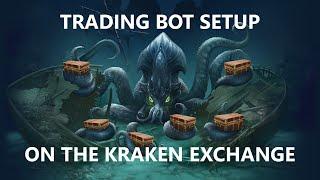 How to Setup A CryptoHopper Bitcoin Crypto Trading Bot on the Kraken Exchange