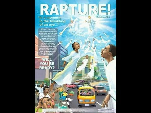 BEST RAPTURE DREAM WITH EVIDENCE JESUS IS NEAR!!!