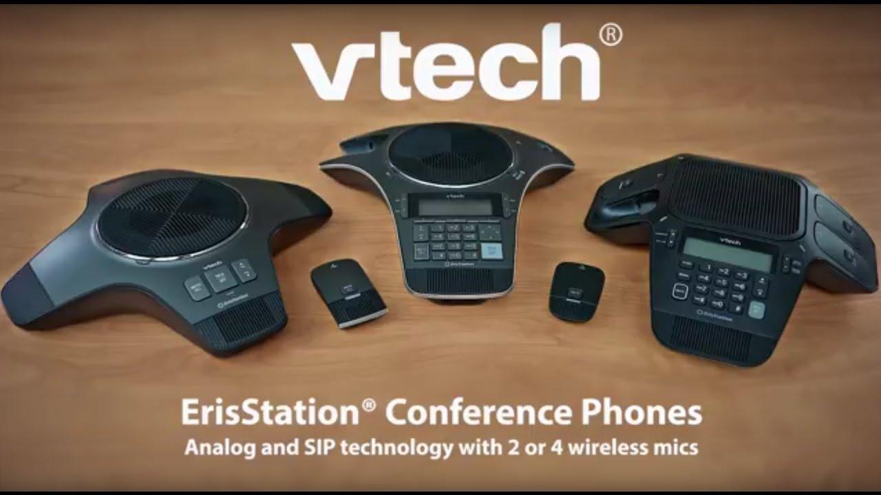 VTech Phones Videos   VTech® Cordless Phones