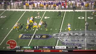 College Football Hardest Hits 2011-2012
